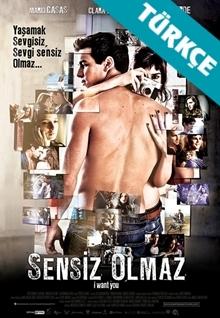 Sensiz Olmaz - Tengo Ganas De Ti (2012) Türkçe Dublaj - HD