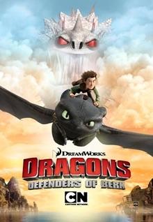 Драконы: Защитники Олуха 2 Сезон, 12 Серия (2014) Dragons: Defenders of Berk Season 2, Episode 12