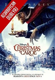 Milad Tarixçəsi - A Christmas Carol (2009) HD (Azəri Dublyaj)