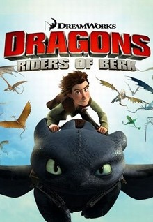 Драконы: Всадники Олуха 1 Сезон, 8 Серия (2013) Dragons: Riders of Berk 1 Season, 8 Episode