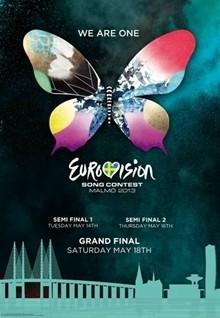 Евровидение-2013. 2-й полуфинал - Eurovision-2013. Second Semi-Final (2013) HDRip