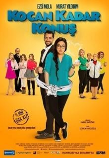 Kocan Kadar Konuş (2015) HD