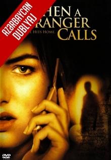 Yad Adam Zəng Vuranda - When A Stranger Call (2006) Azəri Dublyaj - HD