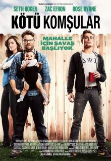 Kötü Komşular - Neighbors (2014) Türkçe Dublaj - HD