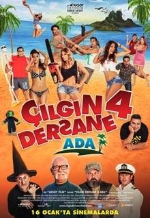 çılgın Dersane 4 Ada 2015 Hdrip Hdrip смотреть онлайн бесплатно в