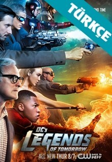 Legends of Tomorrow (Türkçe Dublaj)