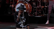 Pharrell Williams performs Come Get It Bae at Jimmy Kimmel Live! 7.5.14