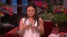 Mila Kunis on Her Pregnancy and Engagement