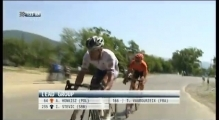 Tour d'Azerbaidjan 2014 Extended Highlights of 4th Stage (Qabala - Shamahi - Pirqulu)