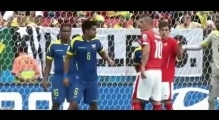 Switzerland vs Ecuador 2-1 ~ All Goals & Highlights [15/6/2014] World Cup 2014