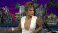 Jennifer Lopez and Jimmy Have Their Dance