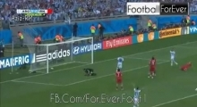 Lionel Messi Goal vs Iran (World Cup 2014) 06.21.2014