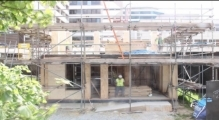 Waste House Timelapse June 2013 - May 2014