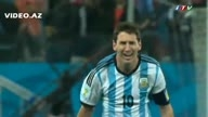 Netherlands 2-4 Argentina (Penalty) 2014 World Cup / Semi-Final (09.07.2014)