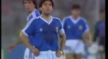 World Cup Final 1990 Argentina-West Germany (English commentary)