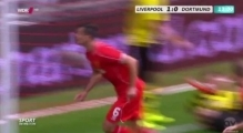 Liverpool vs Borussia Dortmund 4-0 All Goals and Highlights HD 2014