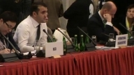 Ahmad Shahidov has denounced Armenian government - Speech in OSCE Warsaw Meeting