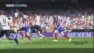 Valencia vs Atletico Madrid 3-1 All Goals & Highlights La Liga. 04/10/2014