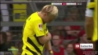 Bayern Munich 2 - 1 Borussia Dortmund All Goals and Highlights 1/11/14 HD