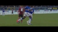 Sampdoria vs Milan (2-2) 2014 All Goals and Highlights Serie A 2014