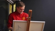 Aeroflot - Manchester United: Paint The Plane Challenge/Новая акция с Manchester United!