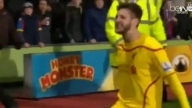 Adam Lallana Goal ~ Crystal Palace vs Liverpool 1-2 [14.2.2015] FA Cup