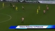 Chievo - Palermo 1-0 All Goals Serie A