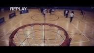 Gareth Bale - NBA UK #HalfCourt challenge!!