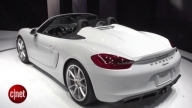2016 Porsche Boxster Spyder: less tech, more thrills