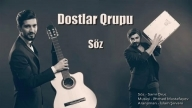 Dostlar qrupu Soz 2015 Official Music Audio Huska Production