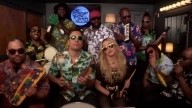 Jimmy Fallon, Madonna & The Roots Sing