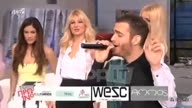 Elnur Huseynov - Hour of the Wolf (Greek morning show)