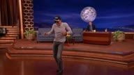 "Jean-Claude Van Damme Recreates His ""Kickboxer"" Dance Scene"