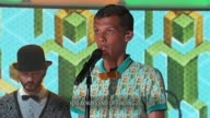 Stromae Performs