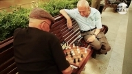 Chess in the park | Big In Baku