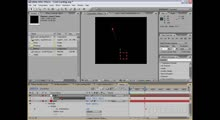 Метеорит AE p02 (Adobe After Effects)