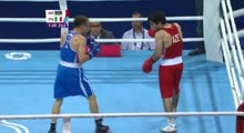 Elvin Mamishzada wins the Men's Flyweight (52kg) | Boxing | Baku 2015