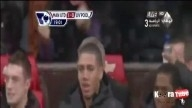 Manchester United Vs Liverpool 2-1 All Goals & Highlights 1/13/2013