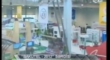 BakuTel 2012 TV News ATV Conference