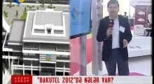 BakuTel 2012 TV News XezerTV 1