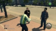 Mafia 2 street fight