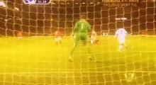 Manchester United vs Manchester City (1-2) James Milner Goal (08.04.2013)
