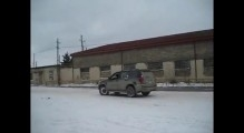 999 Prado In SNow / Mirhadi - Musabiqe