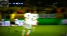 Robert Lewandowski All 4 Goals Vs Real Madrid (Borussia Dortmund 4-1 Real Madrid) 24-04-2013