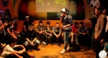 BEATBOX BATTLE 2013: Uleev VS Nico (Semi Final)