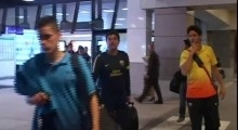 Barcelona U15 arrived to Azerbaijan to take part at Gabala Cup-2013