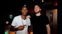 Mike Posner ft Pharrell IDGAF