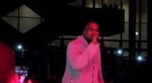 Kanye West live at Design Miami/Basel (12.06.2013)