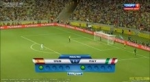 Penalties Spain vs Italy 2013 ! 27-06-2013  - Confederations Cup 2013 - Score - 7-6
