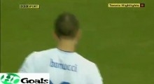 Bonucci Miss Penalty Spain vs Italy Penalties 27-06-2013